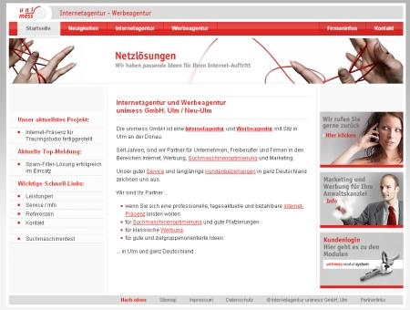 Internetagentur Ulm / Werbeagentur Ulm