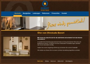 Ofenbau Bienert ind Neustadt an der Aisch