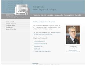 Rechtsanwälte Reisert, Zegowitz und Partner