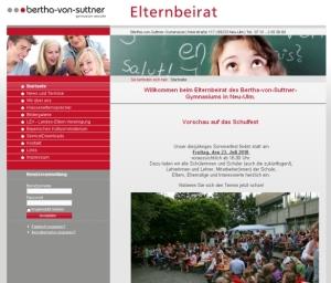 Elternbeirat Bertha-von-Suttner-Gymnasium