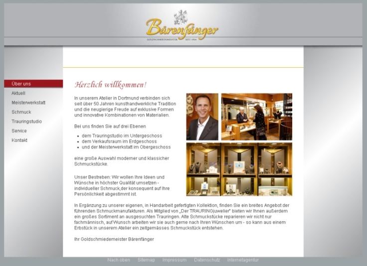 Juwelier Bärenfänger Dortmund