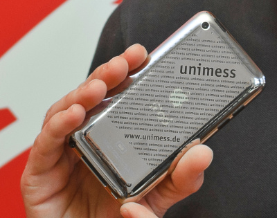 Gewinnspiel der unimess GmbH
