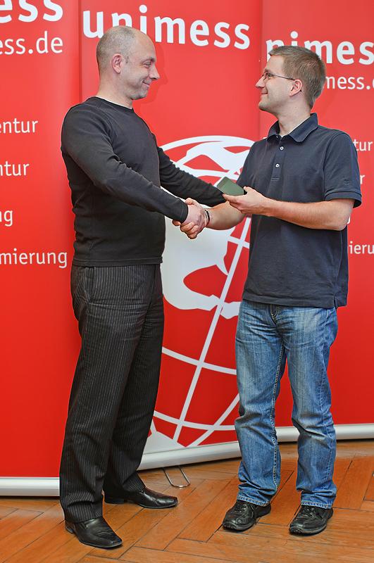 Gewinnspiel Unternehmertag Ulm