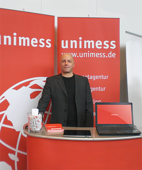 unimess Messestand