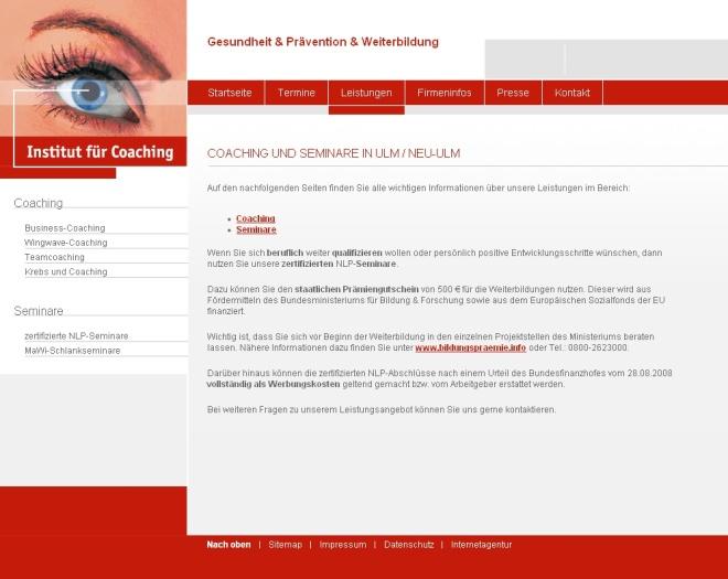 zertifizierte NLP-Seminare