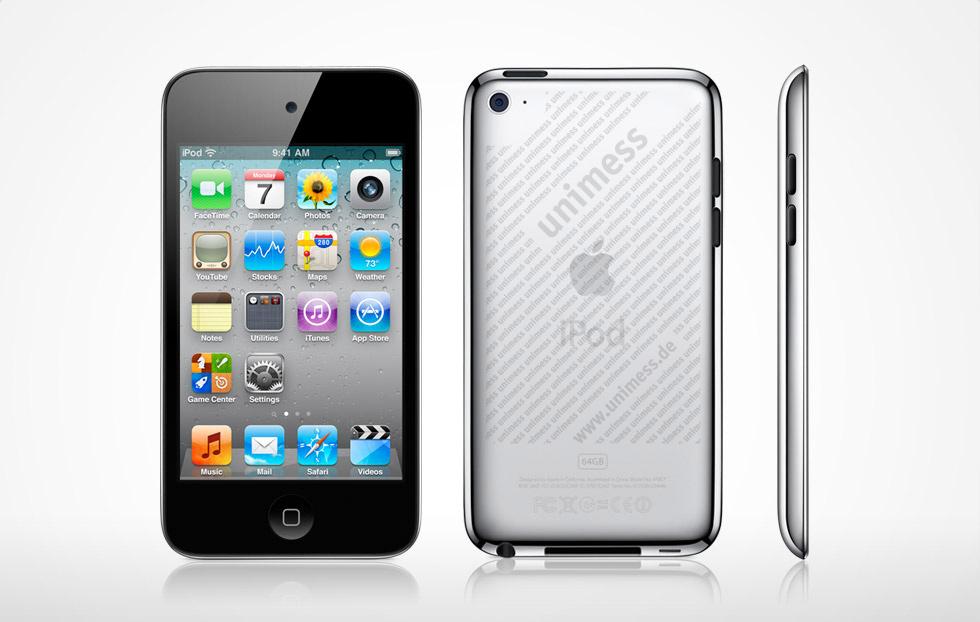 iPod touch Gewinnspiel