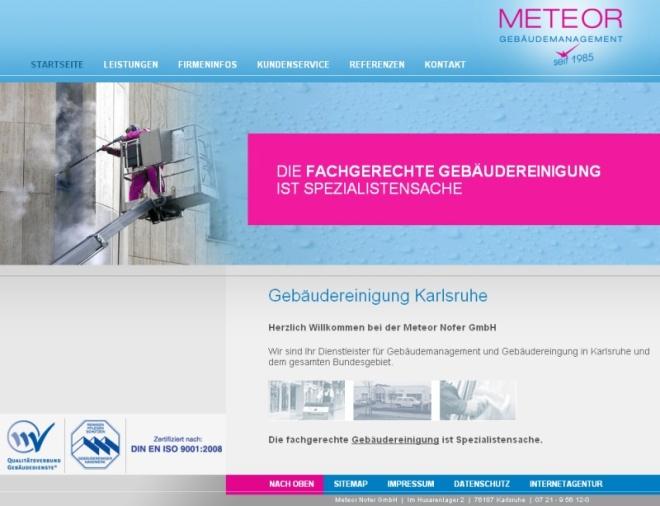 Meteor Nofer Karlsruhe