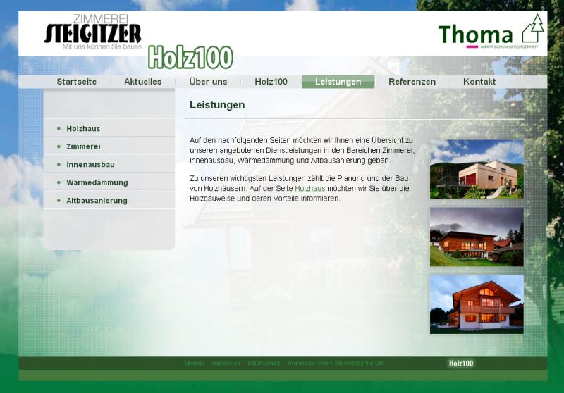 Holzhausbau Biberach