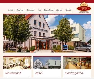 Hotel und Restaurant in Günzburg