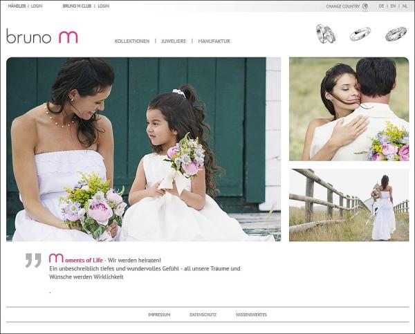 Webdesign brunoM