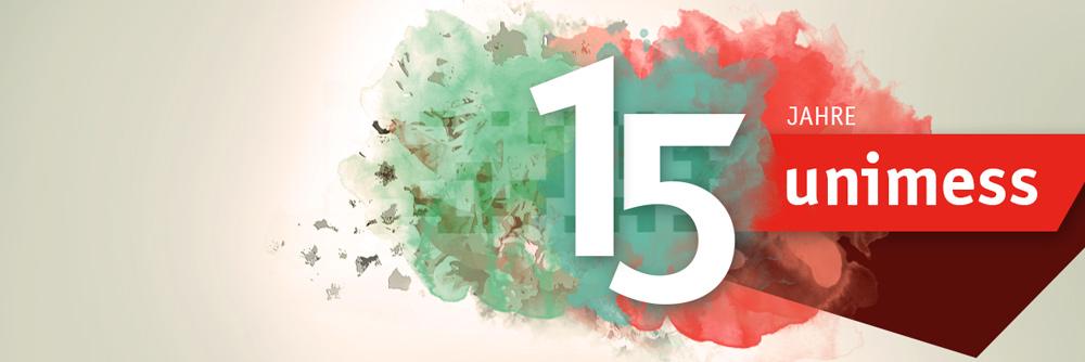 Die unimess GmbH wird 15!