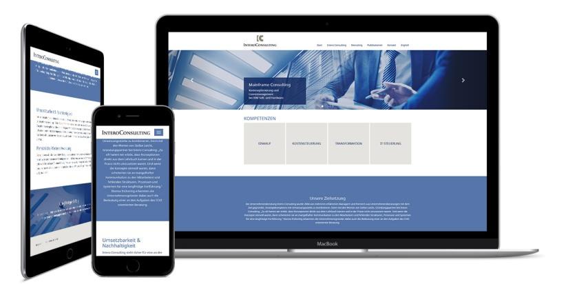 Unternehmensberatung Intero Consulting